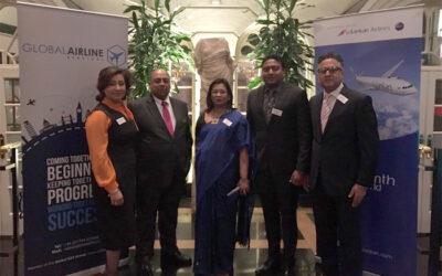 Sri Lankan Cargo Launch event in United Kingdom