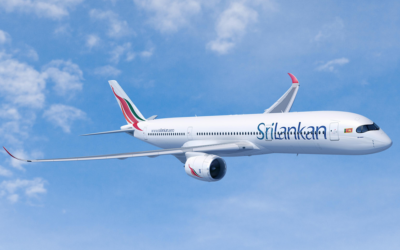 Sri Lankan Airlines contract benelux and Austria as from 1 December 2014