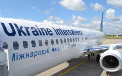 Ukraine International Airlines appoints Global GSA Group in Spain and Israel