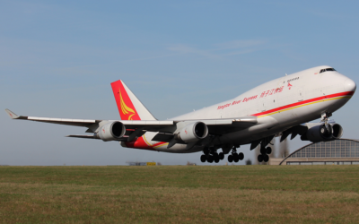 Yangtze River Express Airlines appoints Global GSA Group as new GSA in the United Kingdom and Scandinavia.
