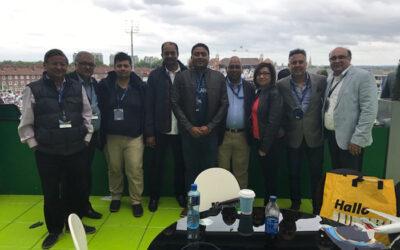 Cricket in UK – India vs Sri Lanka