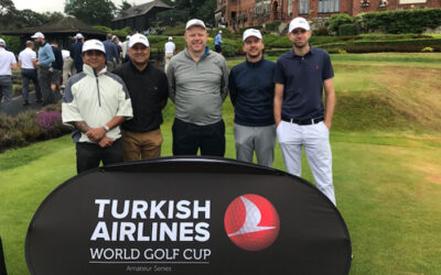 Turkish Airlines Golf Day in UK