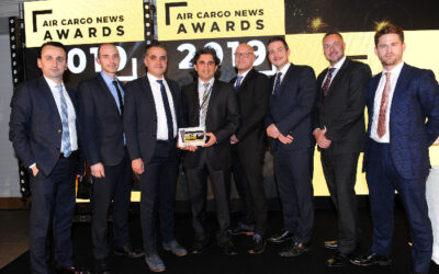 Turkish Cargo – Cargo Airline of the Year 2019